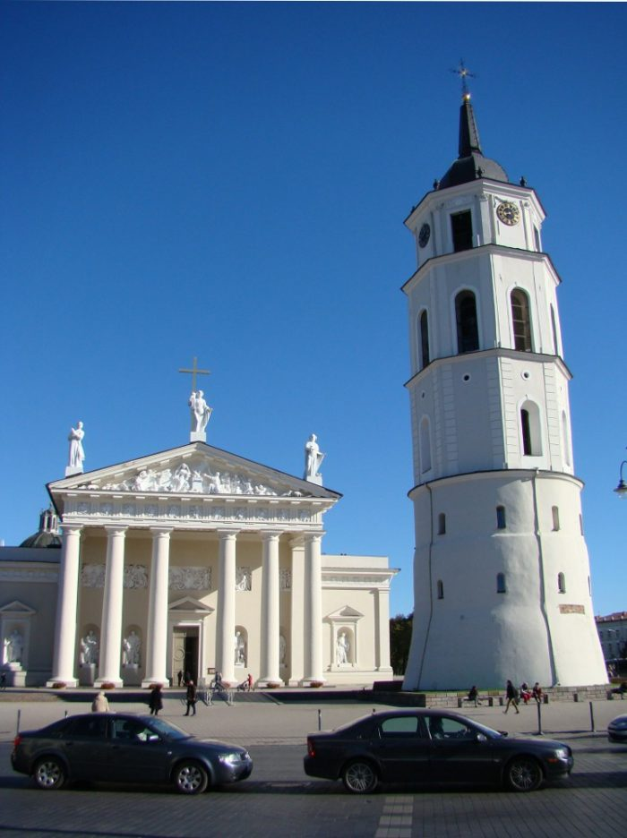 Кафедральный собор Святого Станислава и Святого Владислава в Вильнюсе