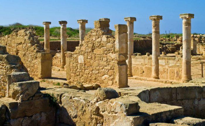 Археологический парк Като Пафос