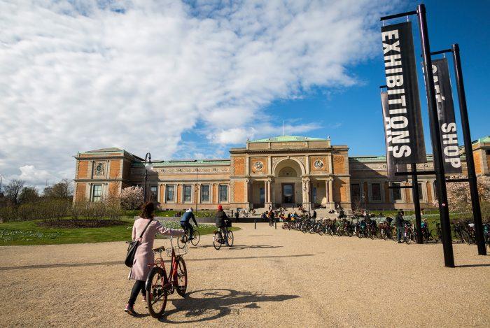 Национальная галерея (Statens Museum for Kunst) Копенгагена