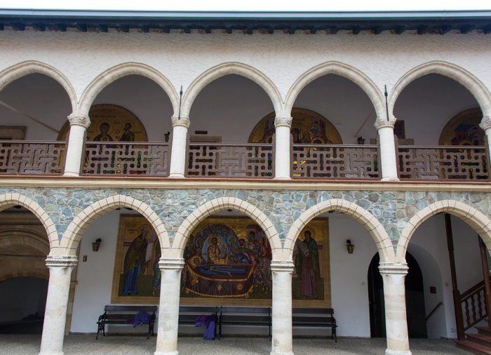 Монастырь святой Девы Киккос