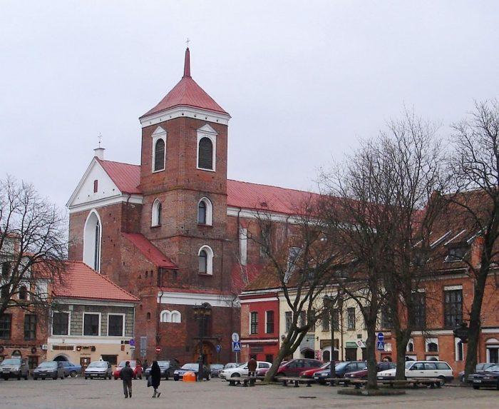 Собор Святых Петра и Павла в Каунасе