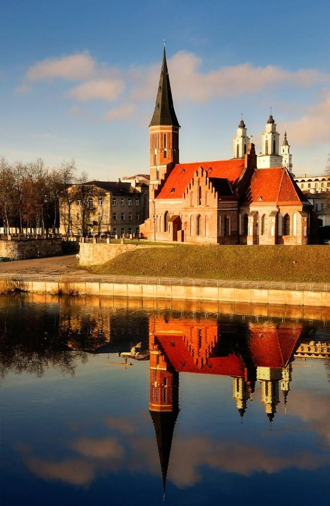 Костёл Витаутаса в Каунасе