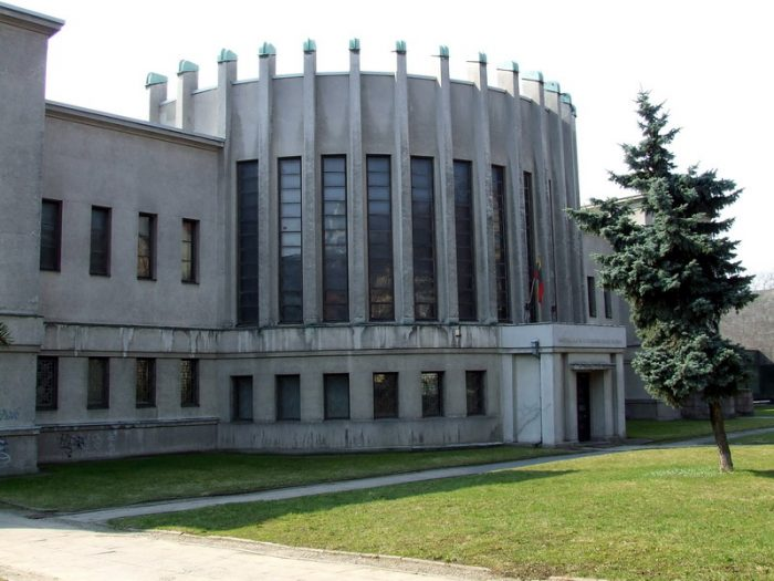 Национальный художественный музей Чюрлёниса в Каунасе