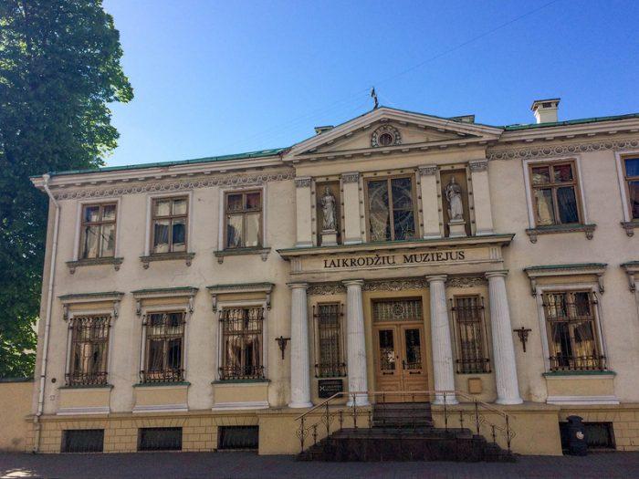 Музей часов в Клайпеде