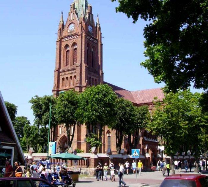 Костёл Святой Марии в Паланге