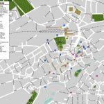 Туристическая карта Оденсе