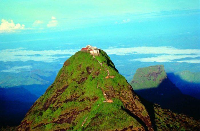 Пик Адама на Шри-Ланке