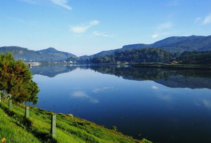 Озеро Грегори в Нувара-Элии