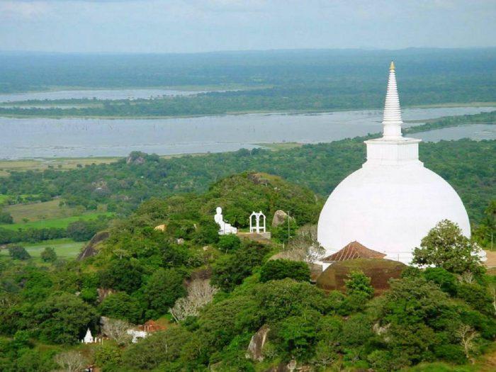 Горный парк Михинтале на Шри-Ланке