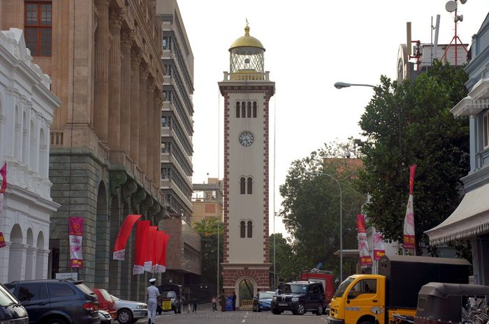 Часовая башня Форта Коломбо