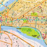 Карта Каунаса