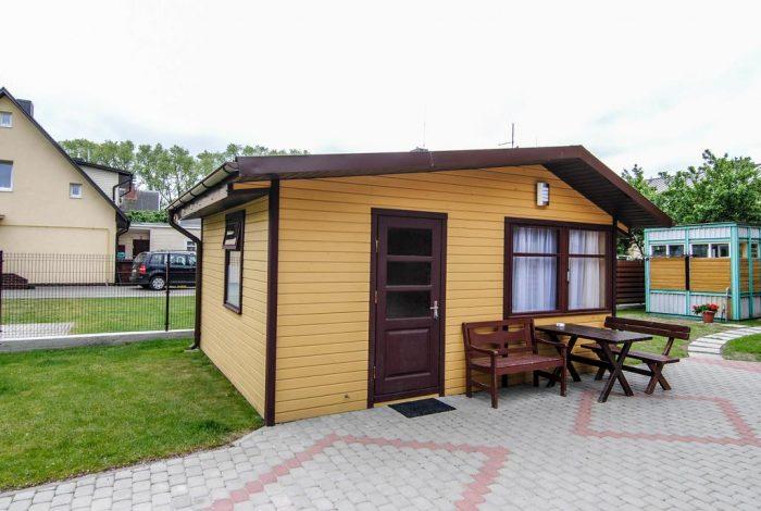 Дом для отпуска в Паланге