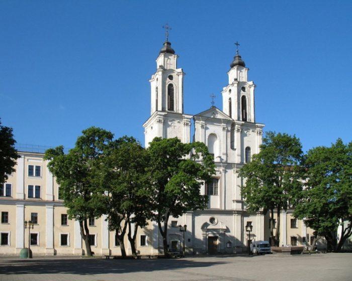 Костёл Святого Франциска Ксаверия в Каунасе