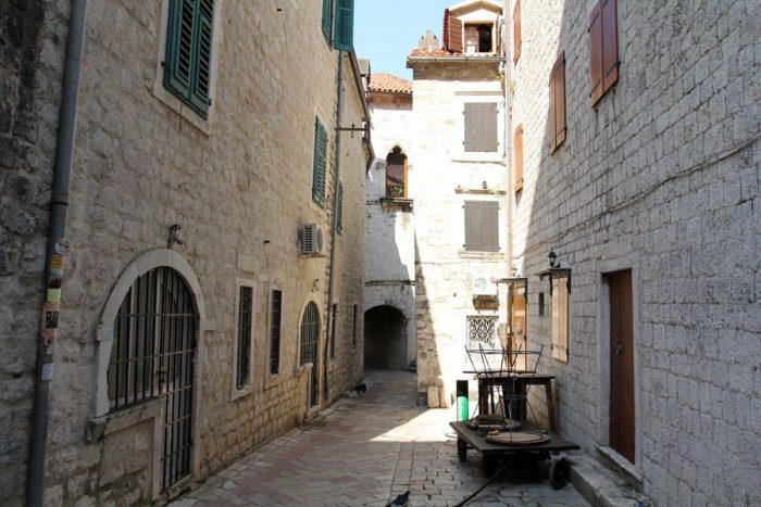 Старый город Котора