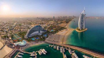 Удивительные достопримечательности Объединённых Арабских Эмиратов