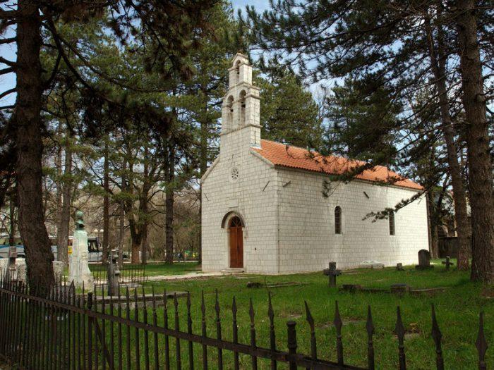 Церковь Влашка