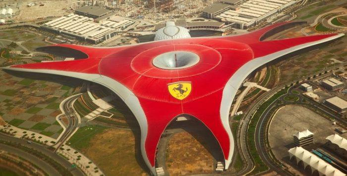 Развлекательный павильон «Мир Ферари»