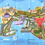 Туристическая карта города Абу-Даби
