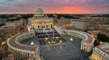 Ватикан — сокровищница мировой культуры