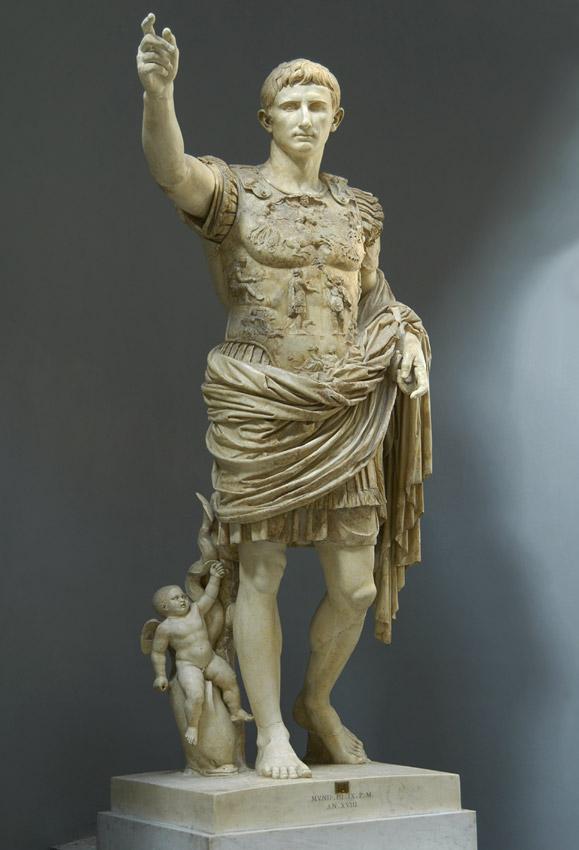 Август из Прима Порта