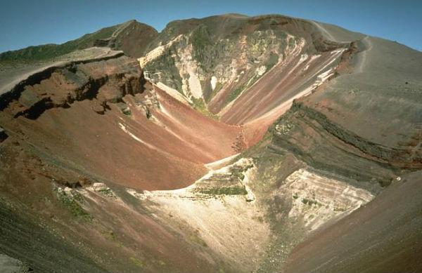 Вулкан Тараверу