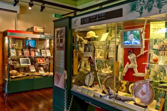 Новозеландский музей крикета