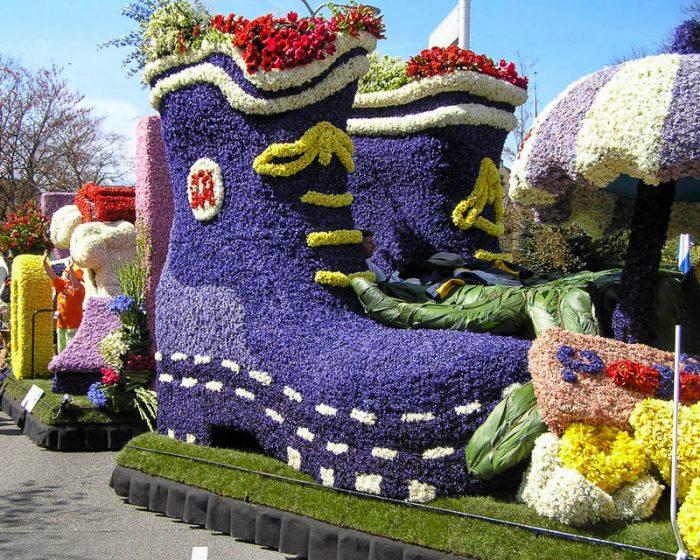 «Фестиваль цветов»