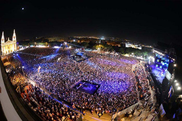 Фестиваль Isle of MTV Malta