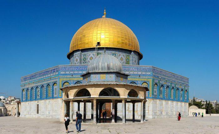 Мечети Аль-Акса и Купол Скалы