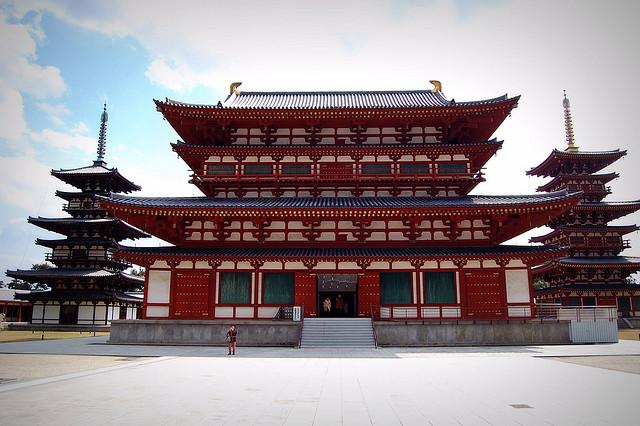 Храм Якусидзи