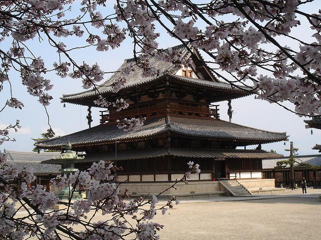Храм Хорю-дзи