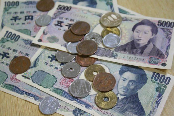 Японские йены и сены