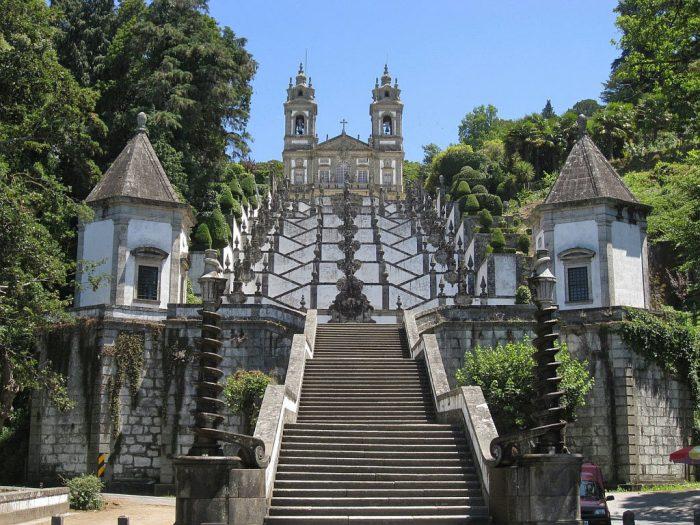 Храм Бон-Жезуш-ду-Монте