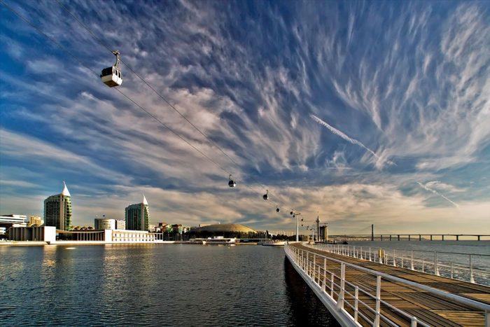 Современные районы Лиссабона