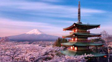 Япония: достопримечательности Страны восходящего солнца
