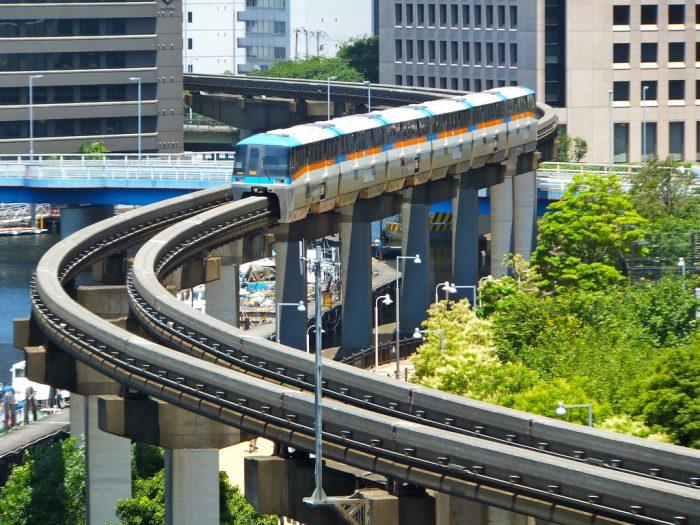 Монорельс в Токио
