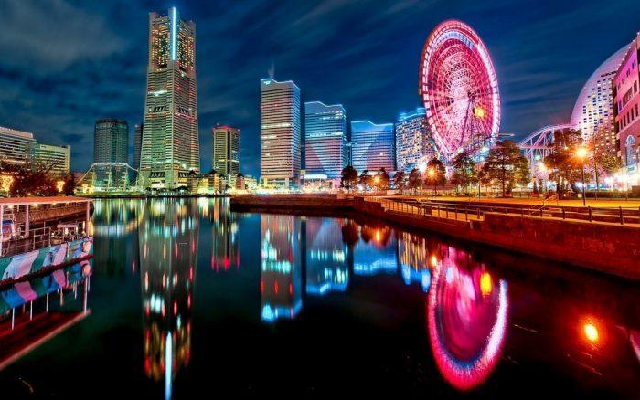 Ночь в Иокогаме