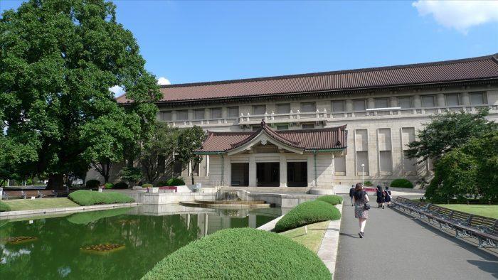 Национальный музей в Токио