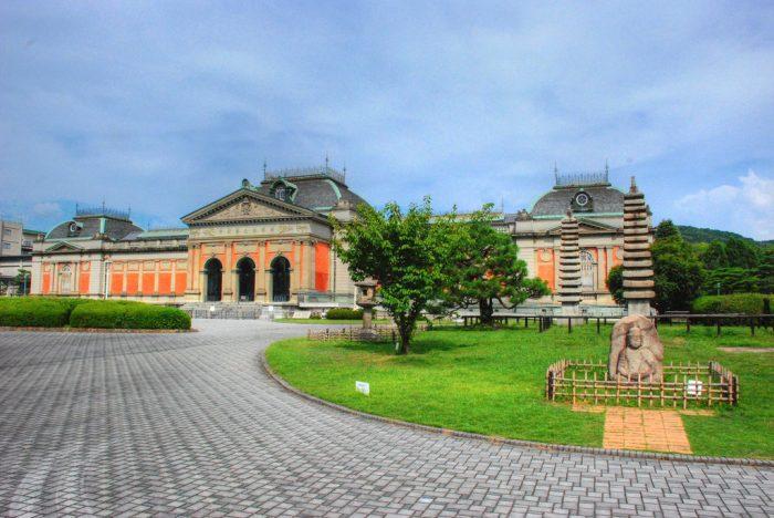Национальный музей в Киото