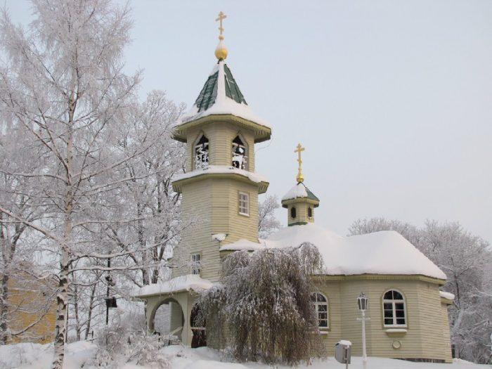 Храм Святого Николая Чудотворца в Котке