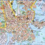 Туристическая карта Хельсинки