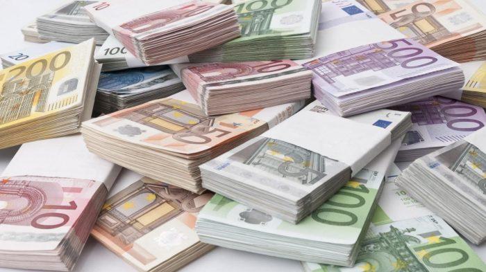 Евробанкноты