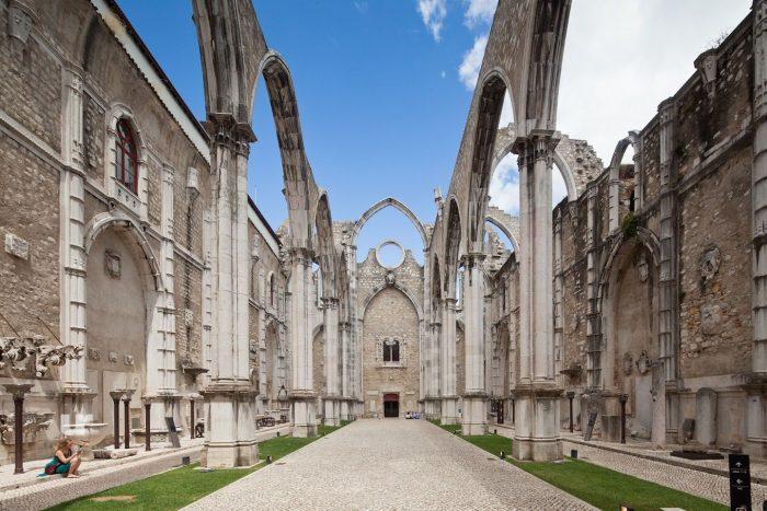 Монастырь ду Карму