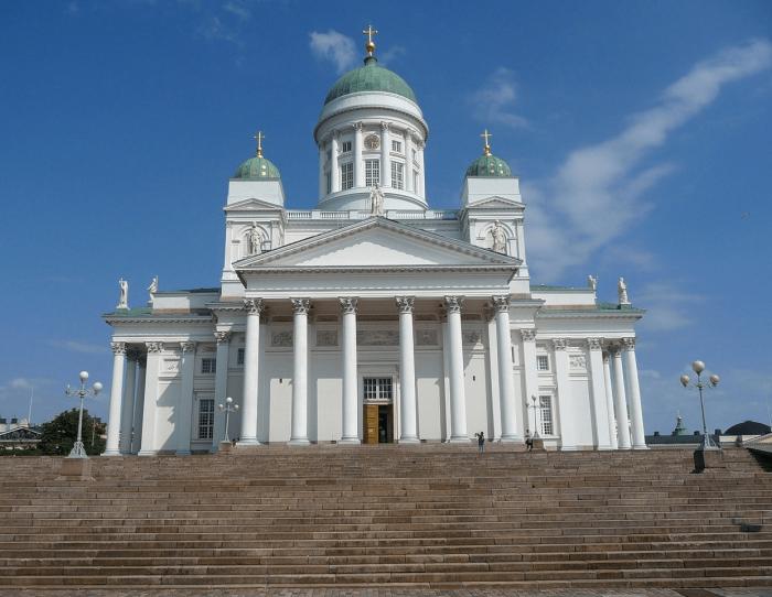 Кафедральный собор в Хельсинки