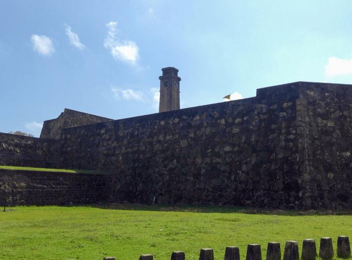Форт Голль на Шри-Ланке