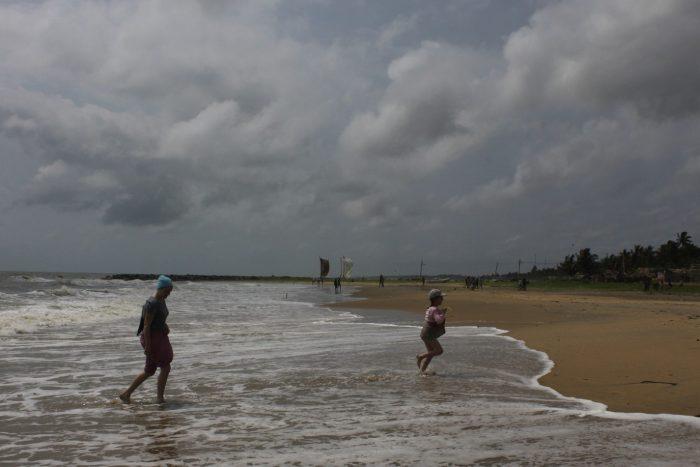Сезон дождей на Шри-Ланке