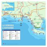 Туристическая карта Ла Романы
