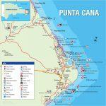 Туристическая карта Пунта-Каны