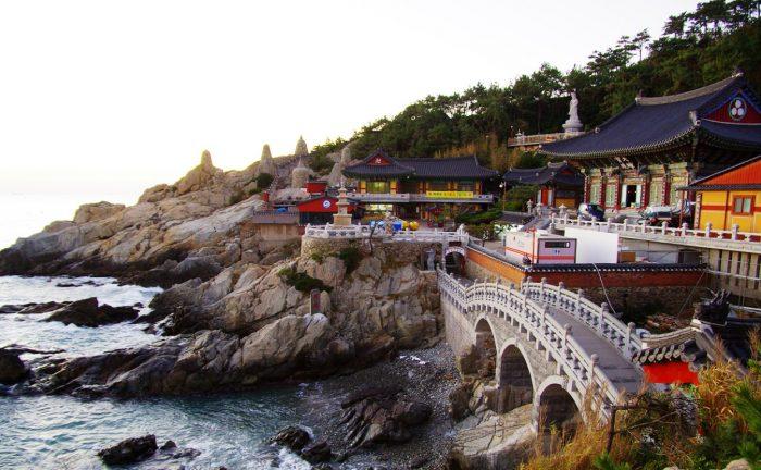 Храм Хэдон Ёнгунса