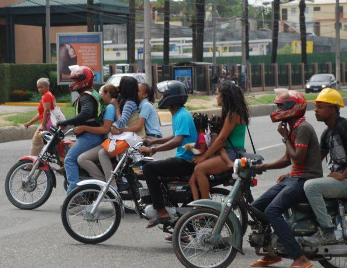 Мото-кончо в Доминикане
